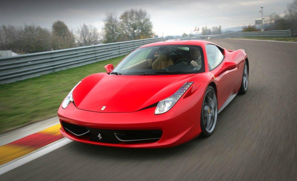 Десять игр, в которых вы можете прокатиться на Ferrari - Изображение 17