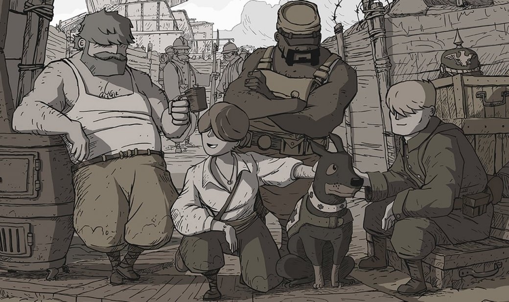 Рецензия на Valiant Hearts: The Great War - Изображение 1
