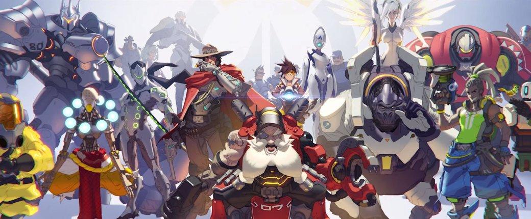Overwatch: Blizzard выходит на рынок онлайн-шутеров - Изображение 5