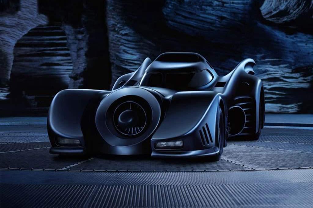 Черное крыло: как менялся автомобиль Бэтмена - Изображение 1