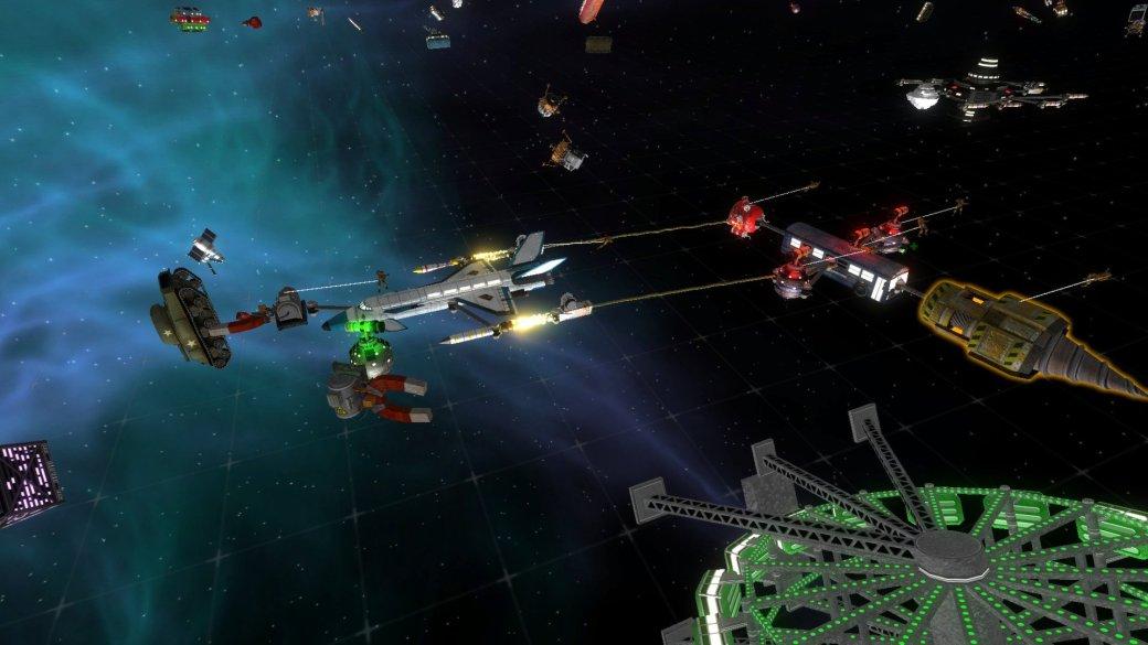 Симулятор строительства космической станции Habitat достигнет PS4 - Изображение 1