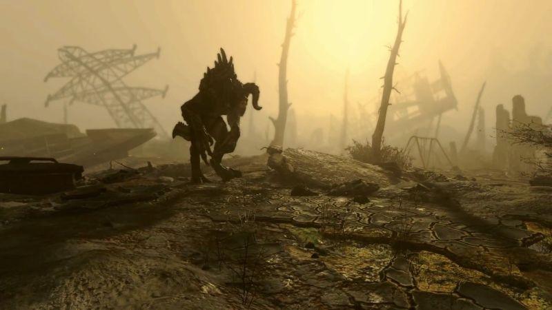 Мод к Fallout 4 позволяет взять в партнеры Когтя смерти или яо-гая - Изображение 1