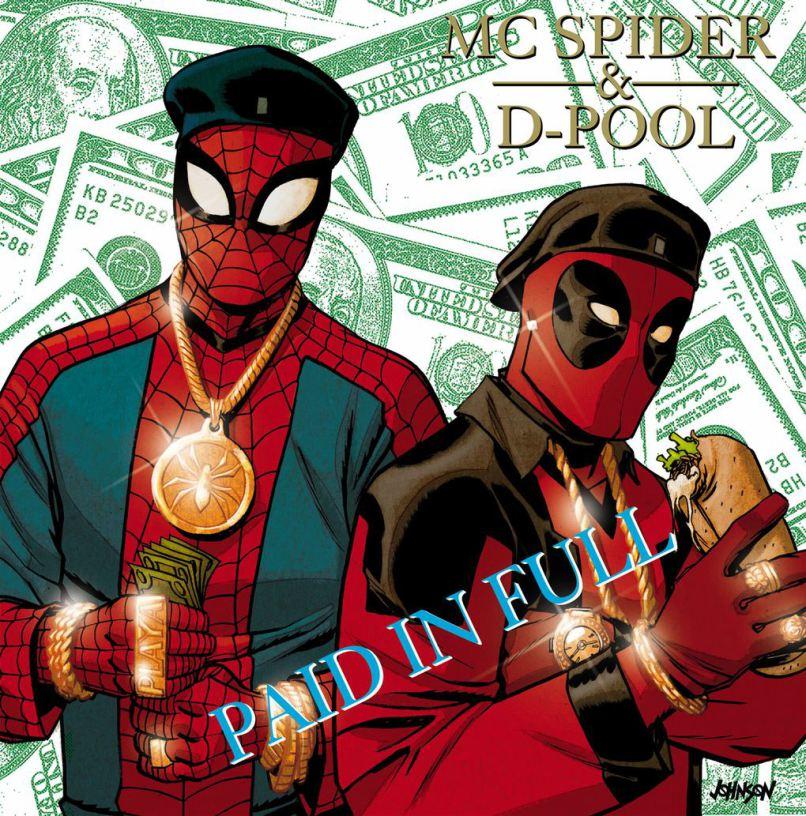 Marvel сделает из своих персонажей звезд хип-хопа - Изображение 7