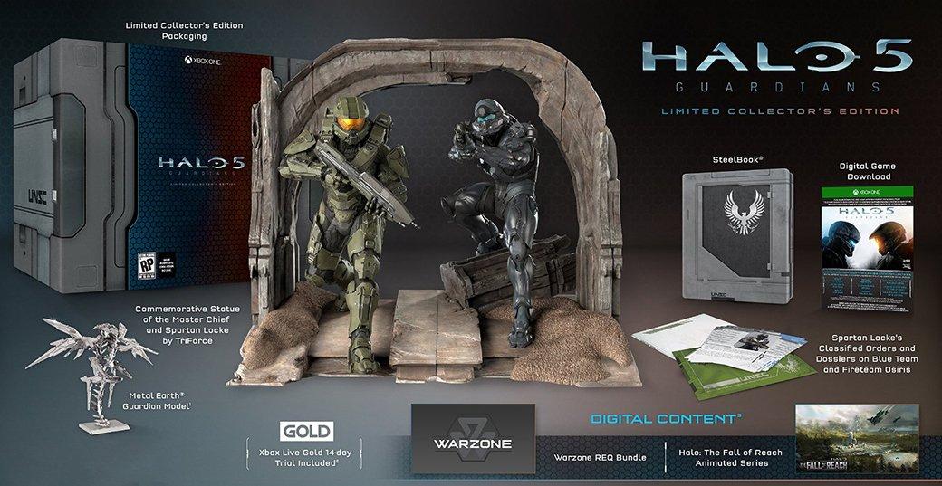 Узнай, насколько ты хорош в Halo Wars 2 и выиграй коллекционку Halo 5 - Изображение 2