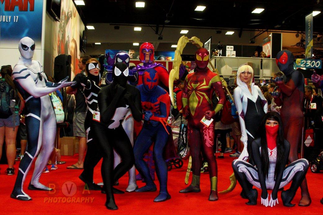Лучший косплей Comic-Con 2015 - Изображение 26