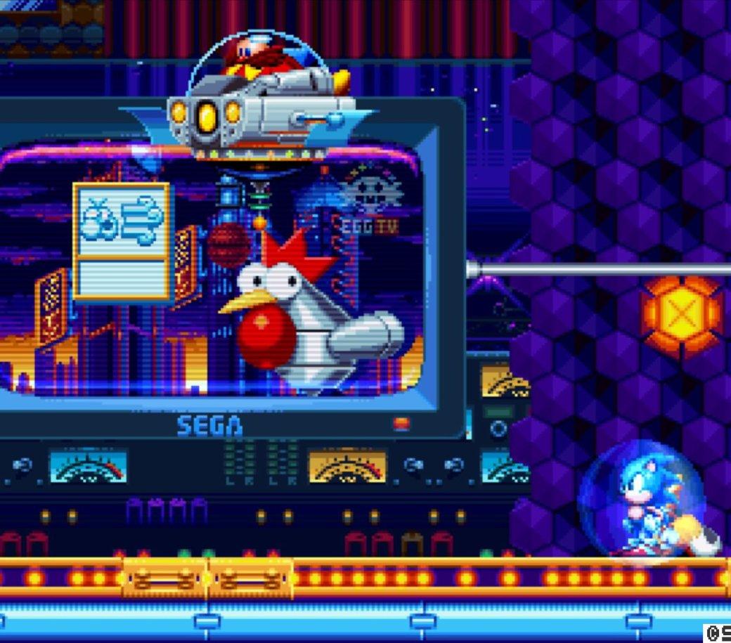 Рецензия на Sonic Mania. Обзор игры - Изображение 7