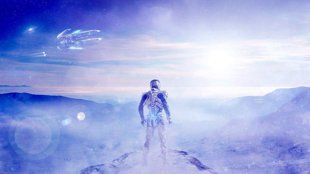 Рецензия на Mass Effect: Andromeda - Изображение 1