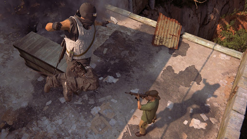 Что Naughty Dog подумывает добавить в мультиплеер Uncharted 4 - Изображение 1