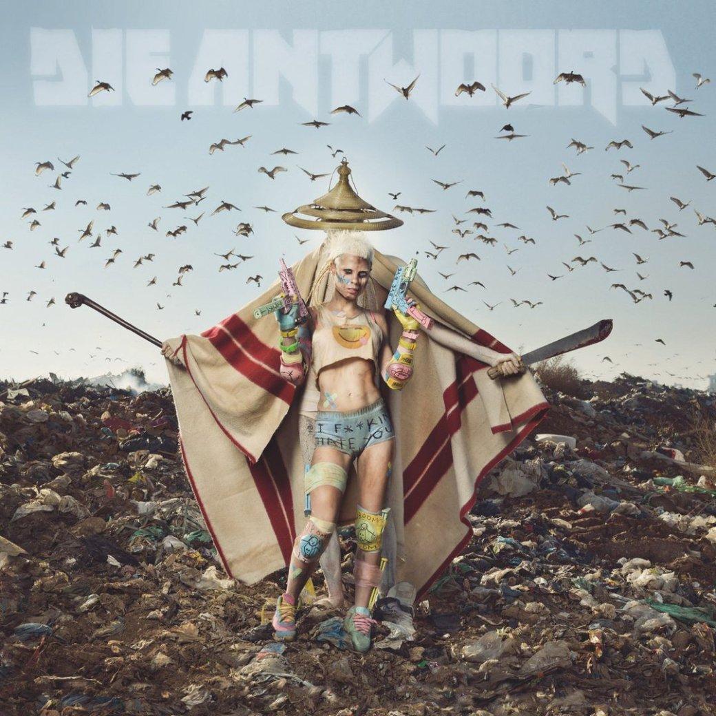Die Antwoord выпустила новый альбом Mount Ninji and Da Nice Time Kid - Изображение 1