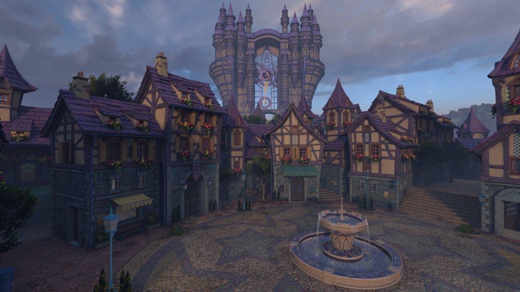 Kingdom Hearts отмечает 14-летие новым скриншотом - Изображение 1