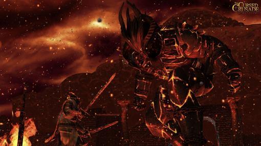 Рецензия на The Cursed Crusade - Изображение 1