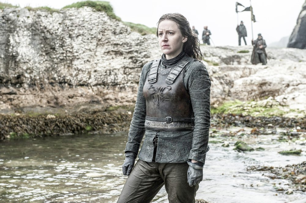 Актриса из«Игры престолов» чуть непотеряла роль, раскрыв персонажа. - Изображение 1