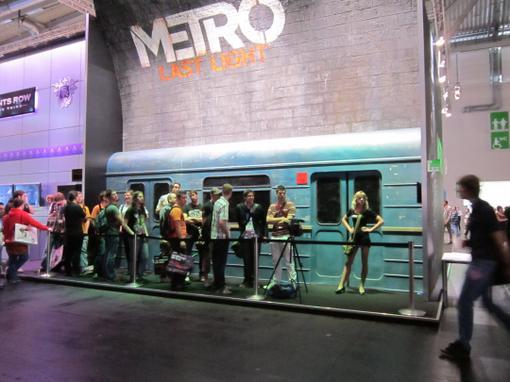 Gamescom 2011. Впечатления. День первый. - Изображение 12