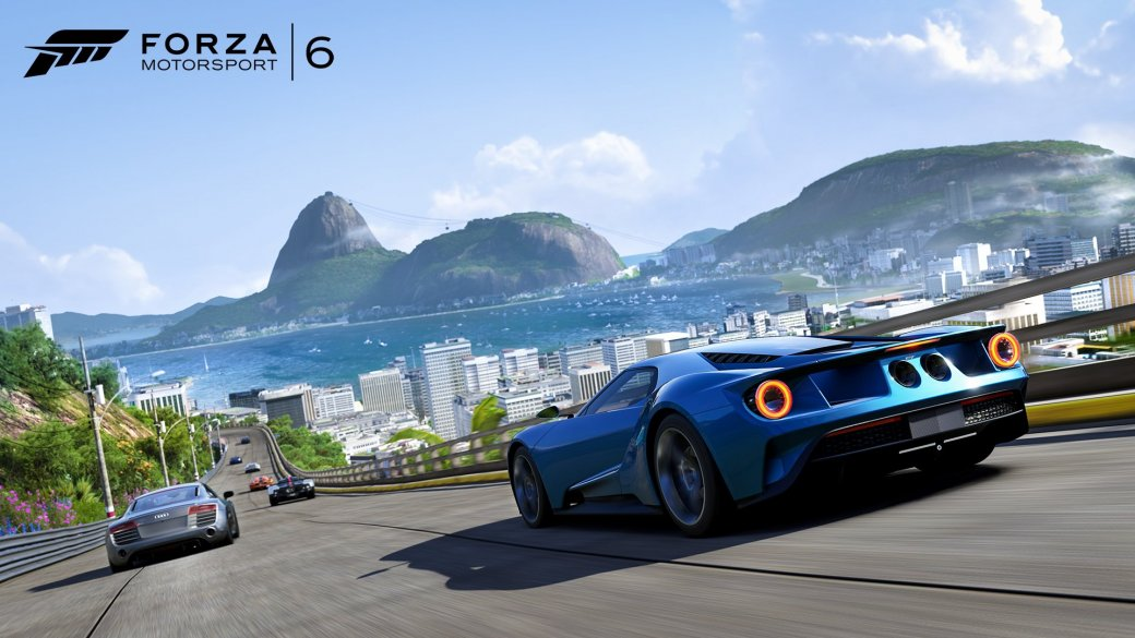 Главная причина для покупки Forza Motorsport 6 — вибрация джойстика  - Изображение 2