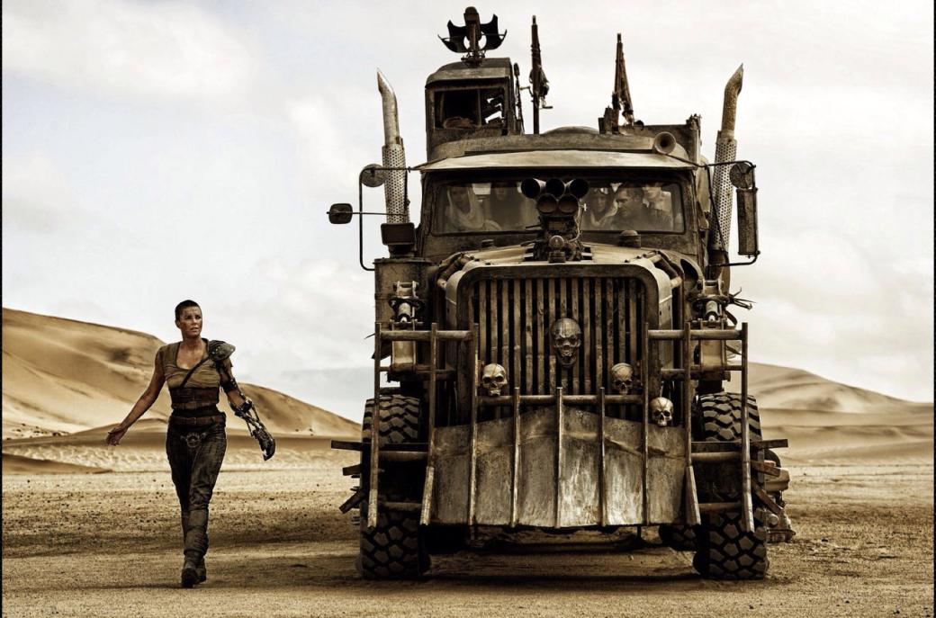 Галерея машин, кадров и постеров к «Безумному Максу: Дорога Ярости» - Изображение 51