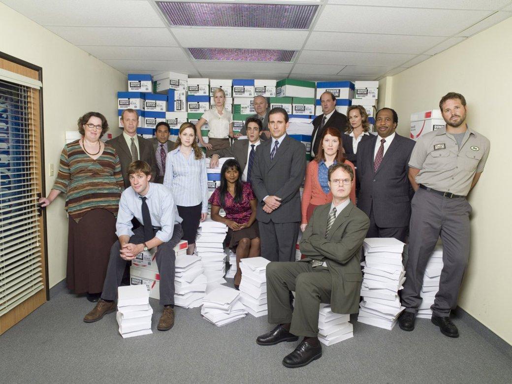 Сериал The Office. 200 историй о нас с вами - Изображение 3