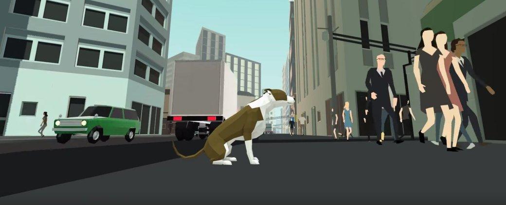 Home Free – правдивая игра о брошенной собаке – вышла на Kickstarter - Изображение 1