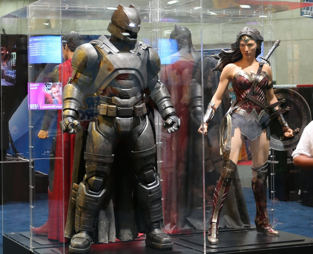 Второй трейлер «Бэтмена против Супермена» с Comic-con [Обновлено] - Изображение 4
