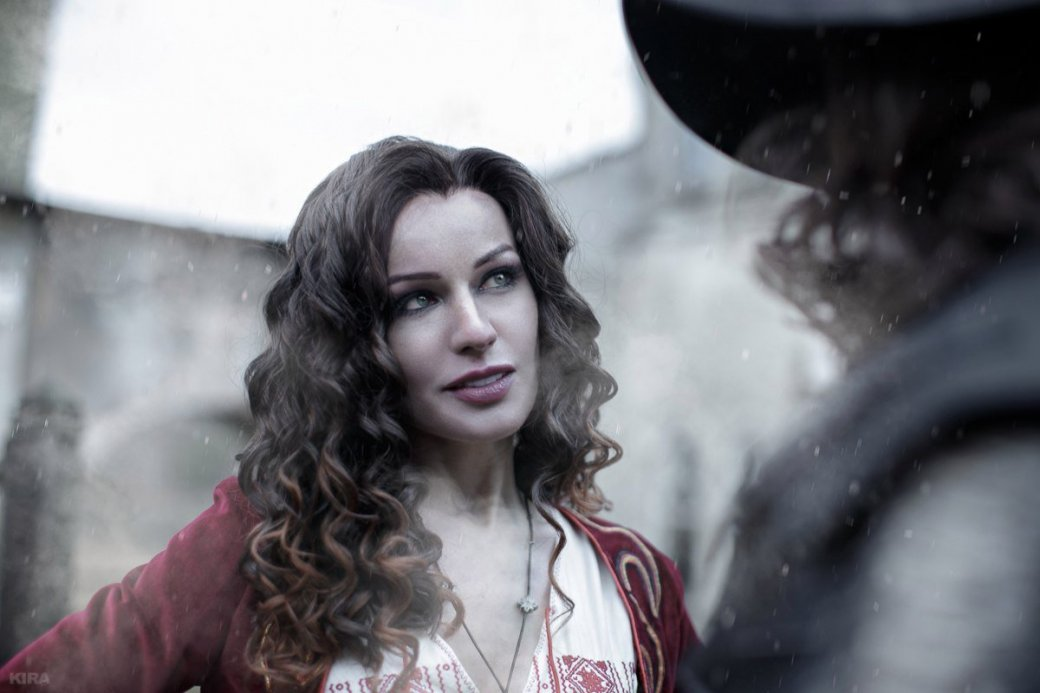 Косплей дня: беспощадные борцы с вампирами Ван Хельсинг и Анна - Изображение 16