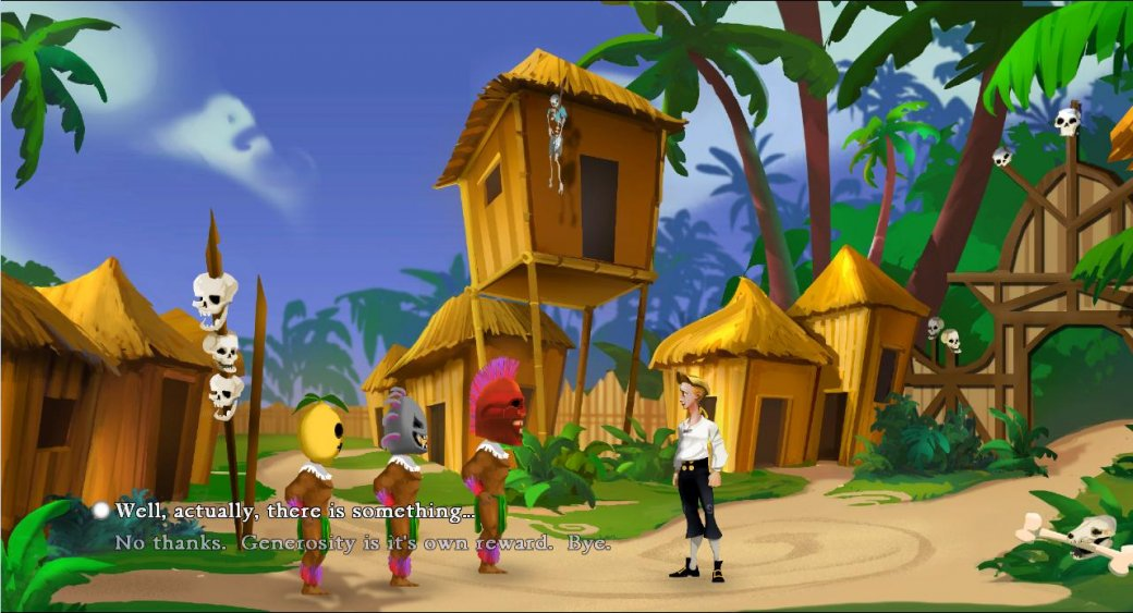 Робинзон Крузо: 10 опасных игровых островов. - Изображение 6