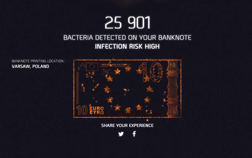 Мойте руки перед едой: промо The Division находит бактерии на деньгах - Изображение 1