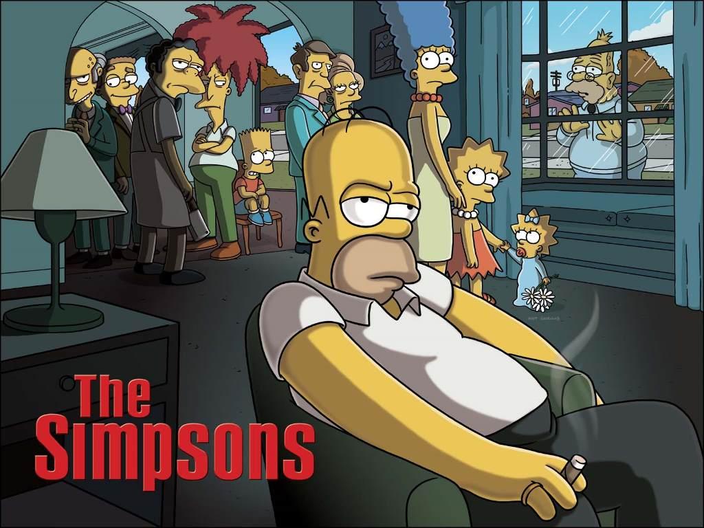 C днем рождения, Симпсоны - Изображение 8