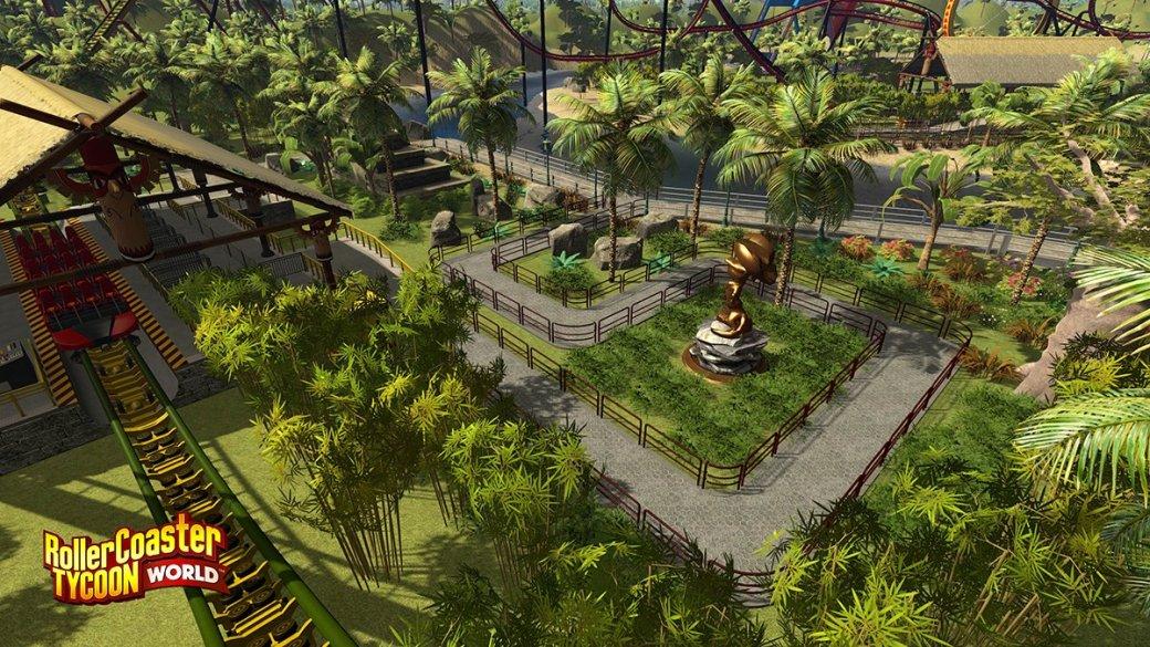 RollerCoaster Tycoon World перенесена на начало 2016. - Изображение 1