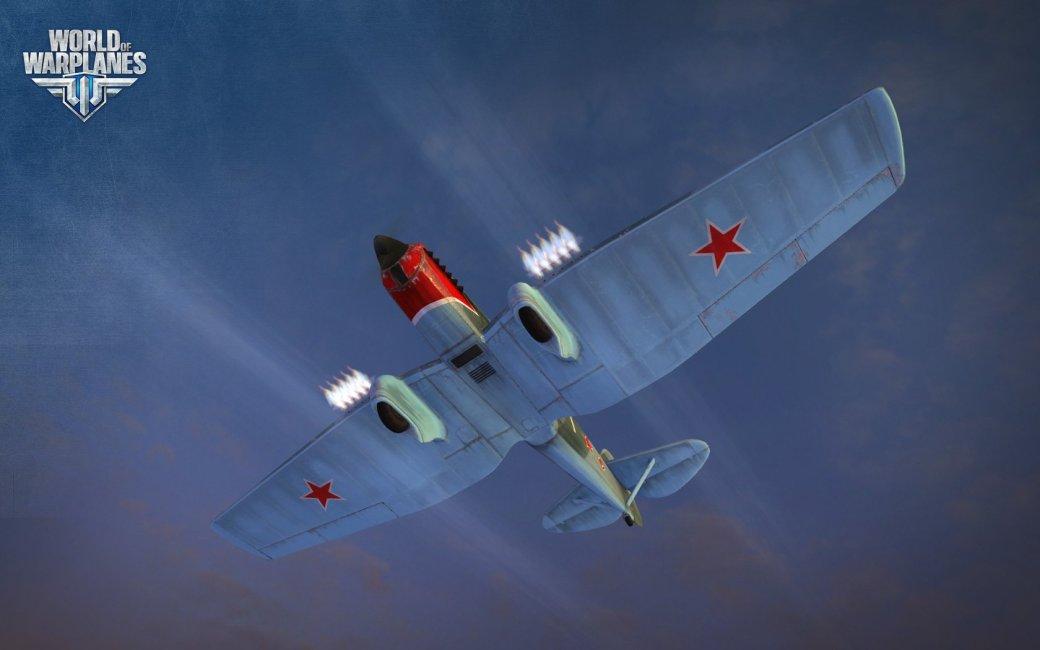Небо и земля: World of Warplanes на КРИ 2012 - Изображение 1