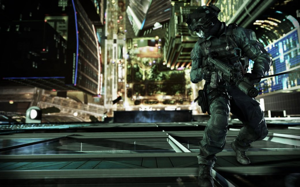 Британцы предпочли Call of Duty: Ghosts за две недели до Рождества - Изображение 1