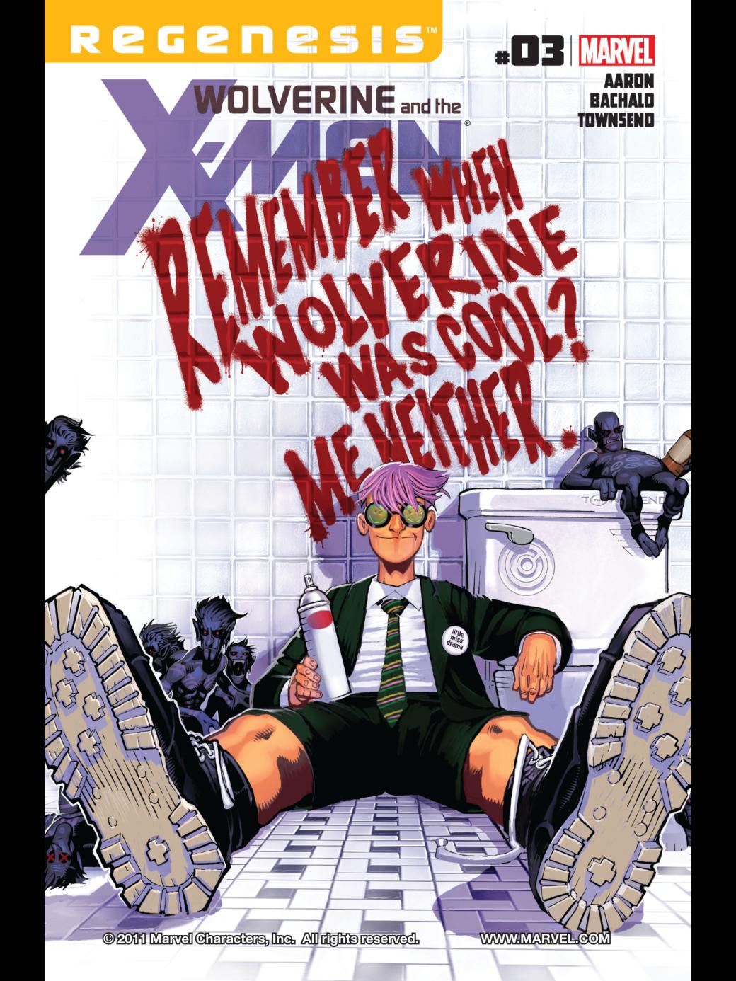 Как начать читать комиксы Людей Икс, часть 1: современные серии - Изображение 10