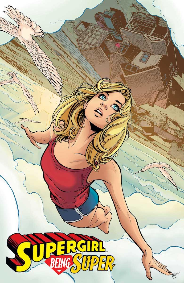 Какие серии DC Rebirth стоит читать?. - Изображение 6