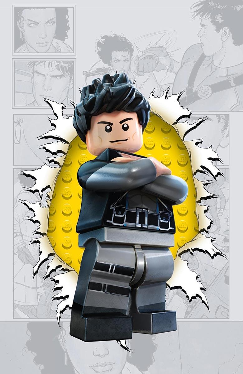 LEGO украшает комиксы DC  - Изображение 17