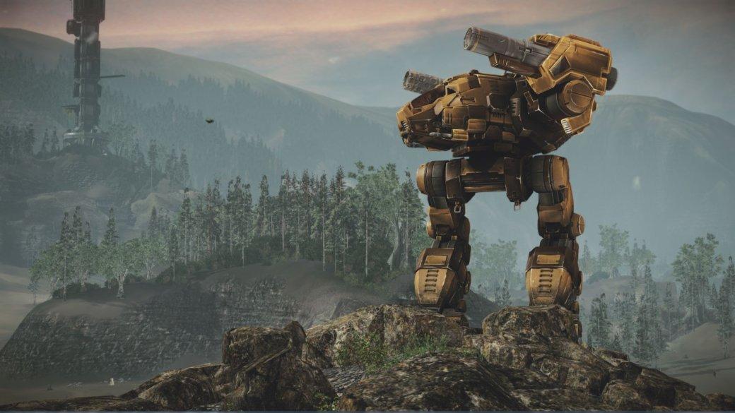 Mechwarrior Online VS Hawken: Битва роботов - Изображение 5