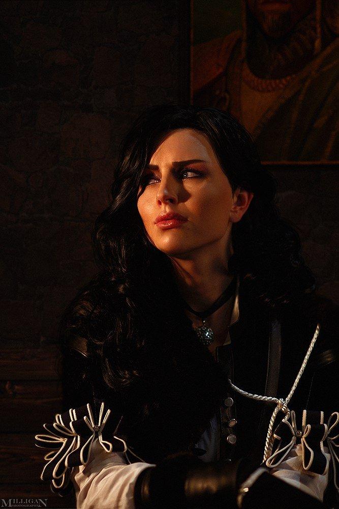 Косплей дня: две разных Йеннифэр изThe Witcher3. Какую выберетевы? - Изображение 15