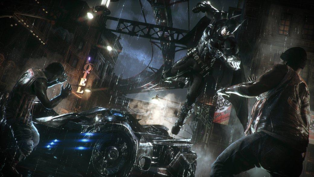 Arkham Knight на PC: лок в 30 FPS, проблемы на AMD и Nvidia - Изображение 1