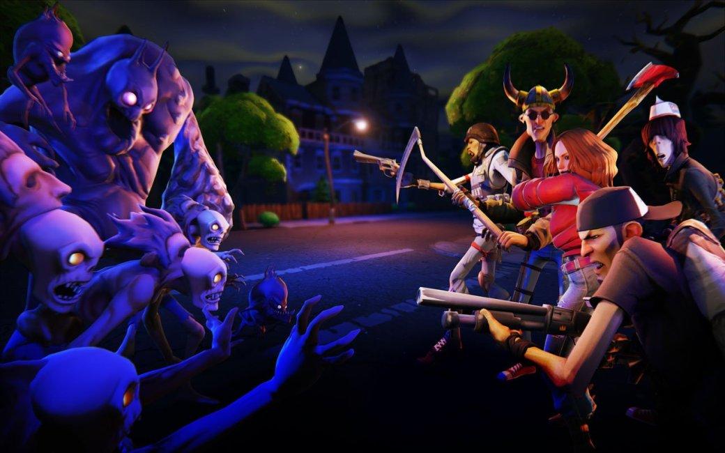 Первой игрой на Unreal Engine 4 станет мультяшный зомби-шутер. - Изображение 5