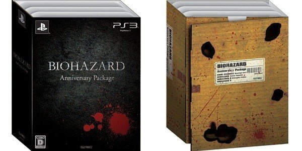 Capcom выпустит юбилейное издание серии Resident Evil. - Изображение 1