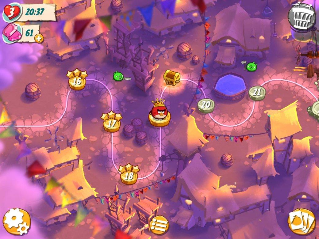 Angry Birds 2: неплохая игра, отвратительная система монетизации - Изображение 2