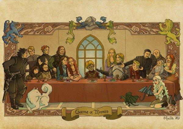 Почему я больше не могу смотреть «Игру престолов» - Изображение 6
