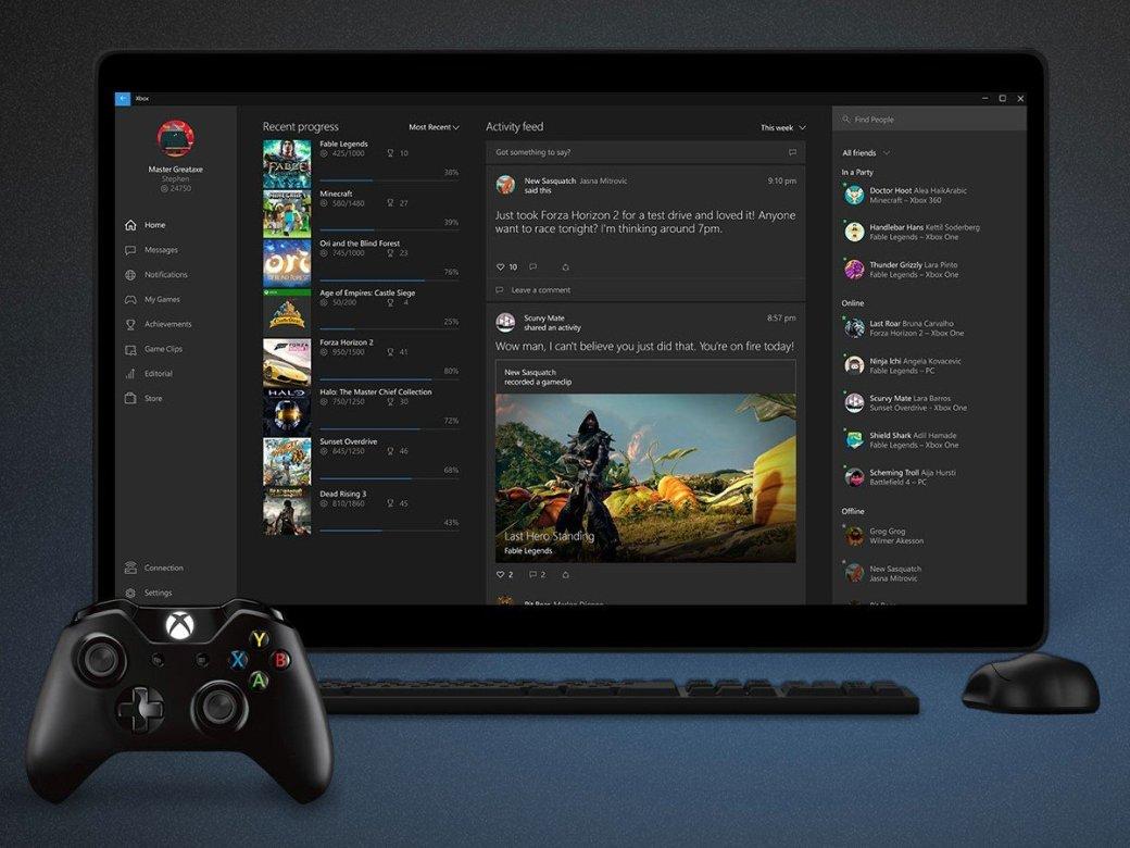 Все, что игроку нужно знать о Windows 10 - Изображение 5