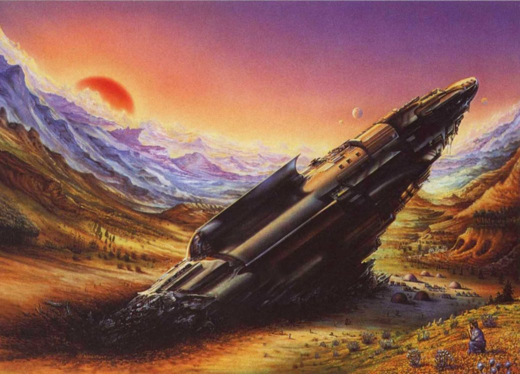 Amazon поставит сериал про планету Дарковер из книг Мэрион Брэдли - Изображение 1