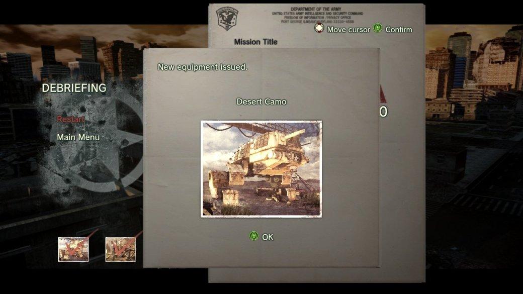 Неживая сталь: рецензия на Steel Battalion: Heavy Armor - Изображение 3