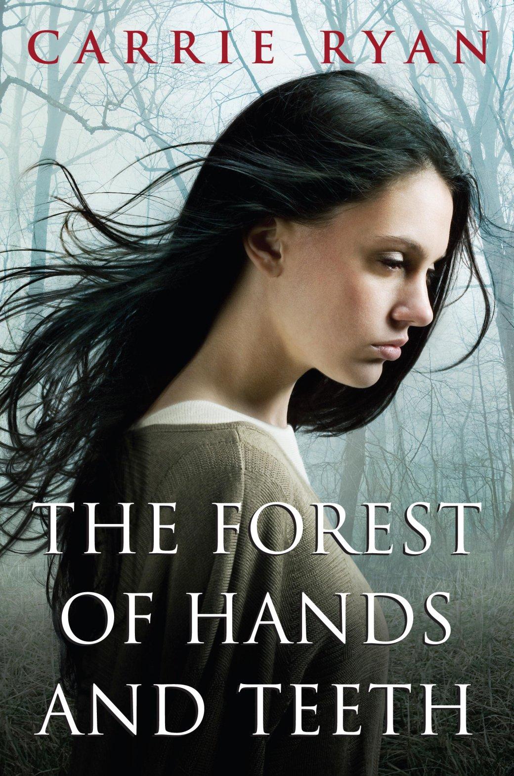 Мэйси Уильямс снимется в девочковом зомби-хорроре «Лес рук и зубов» - Изображение 2