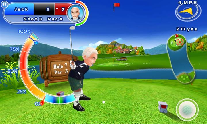 Let's Golf 2 - Изображение 1