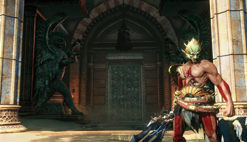 В God of War: Ascension добавили элитные уровни - Изображение 1