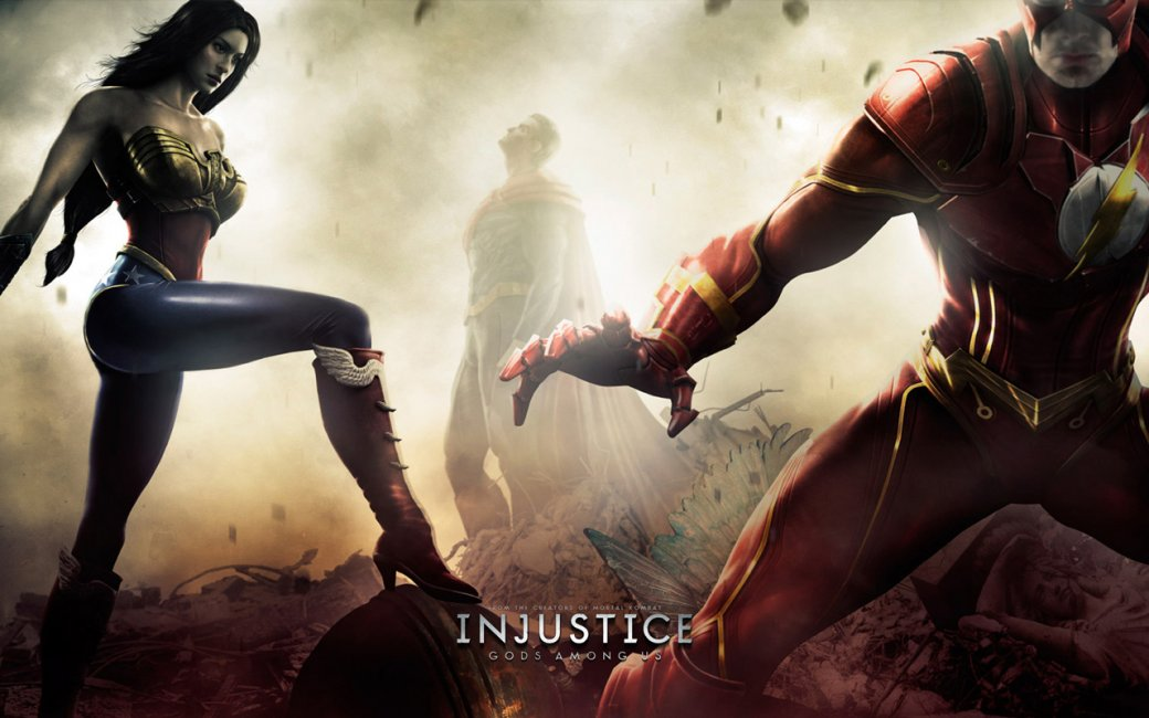 OnePointReviews- Injustice: Gods Among Us - Demo - Изображение 1