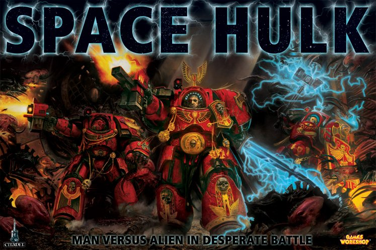 SPACE HULK: взгляд неофита - Изображение 1