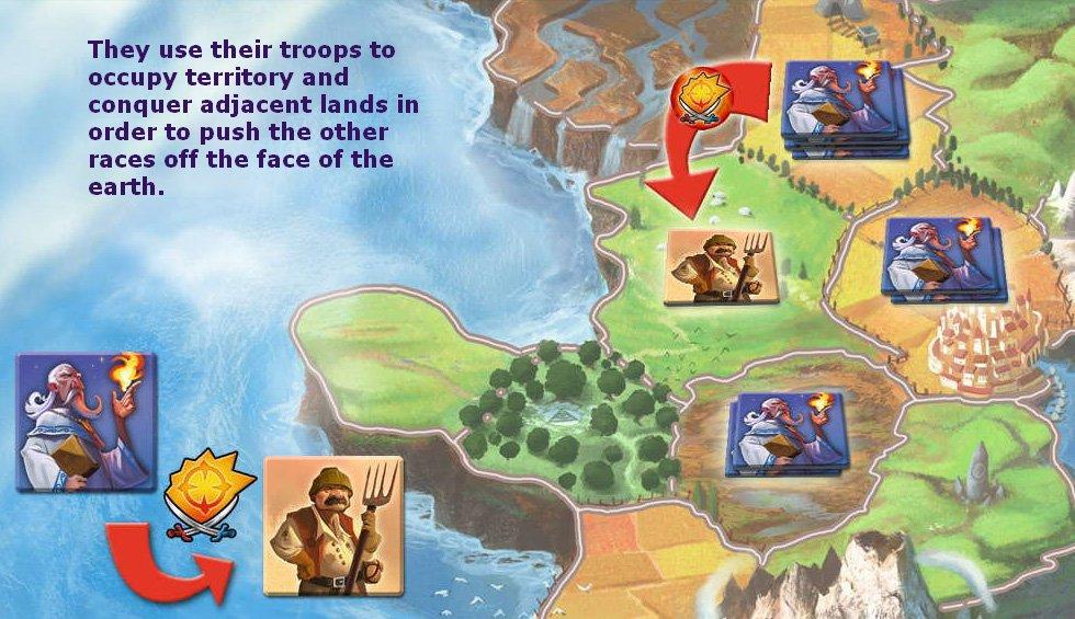 Настолки: Small World - сказочный кавардак. - Изображение 3