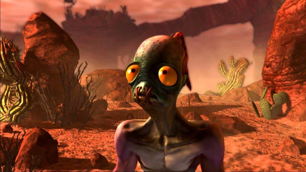 Oddworld: New 'n' Tasty выйдет 23 июля на PS4. - Изображение 1