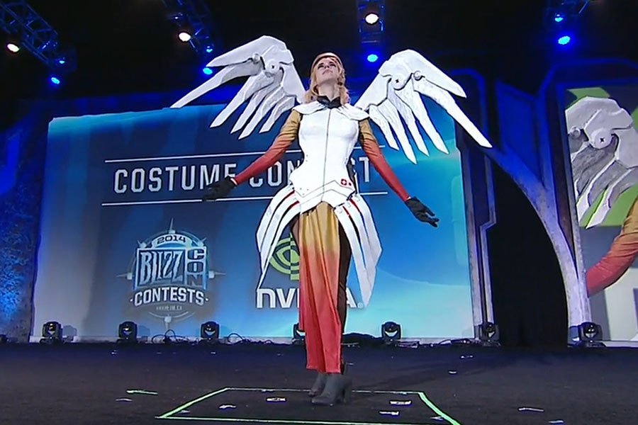 BlizzCon 2014. Конкурс костюмов - Изображение 75